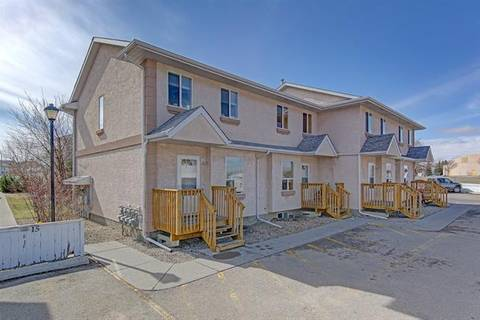 Townhouse for sale at 204 Strathaven Dr Unit 15 Strathmore Alberta - MLS: C4229110