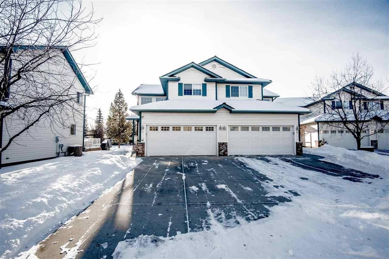 Townhouse for sale at 211 Blackburn Dr Sw Unit 15 Edmonton Alberta - MLS: E4183599