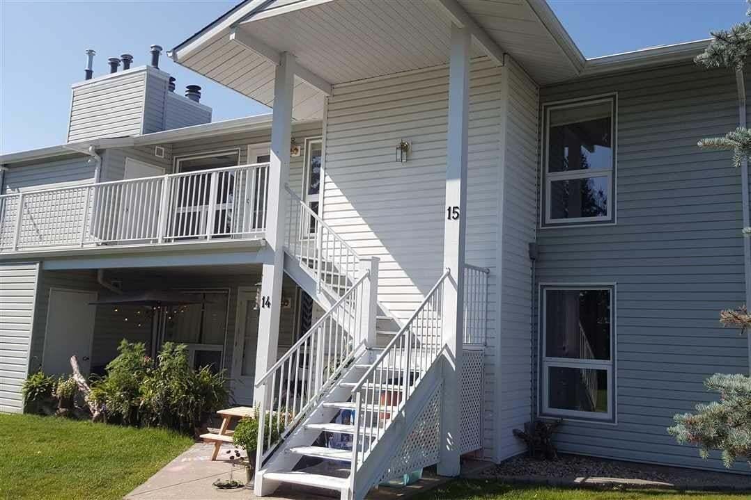Townhouse for sale at 2115 118 St NW Unit 15 Edmonton Alberta - MLS: E4210144