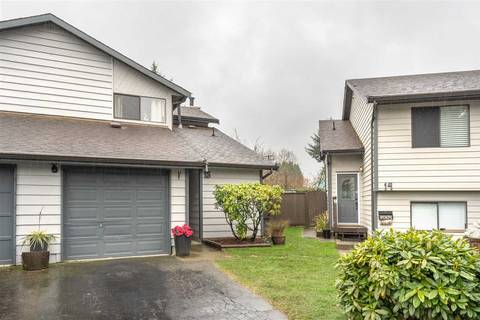 Townhouse for sale at 21550 Cherrington Ave Unit 15 Maple Ridge British Columbia - MLS: R2448261