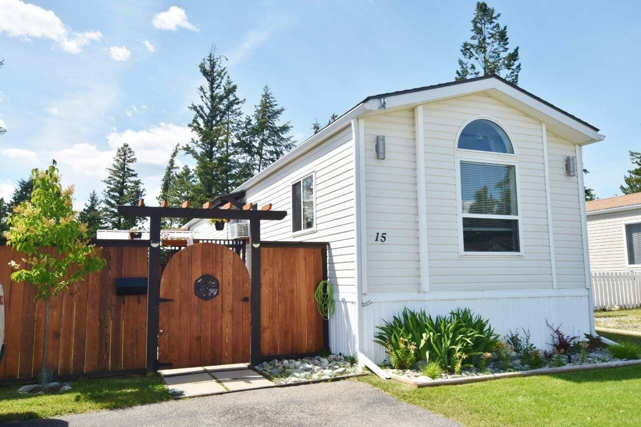 Residential property for sale at 2321 Industrial 2 Road  Unit 15 Cranbrook British Columbia - MLS: 2453320