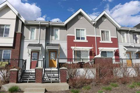 Townhouse for sale at 2336 Aspen Tr Unit 15 Sherwood Park Alberta - MLS: E4158197