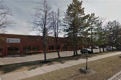 Commercial property for lease at 245 Matheson Blvd Apartment 15 Mississauga Ontario - MLS: W4756120