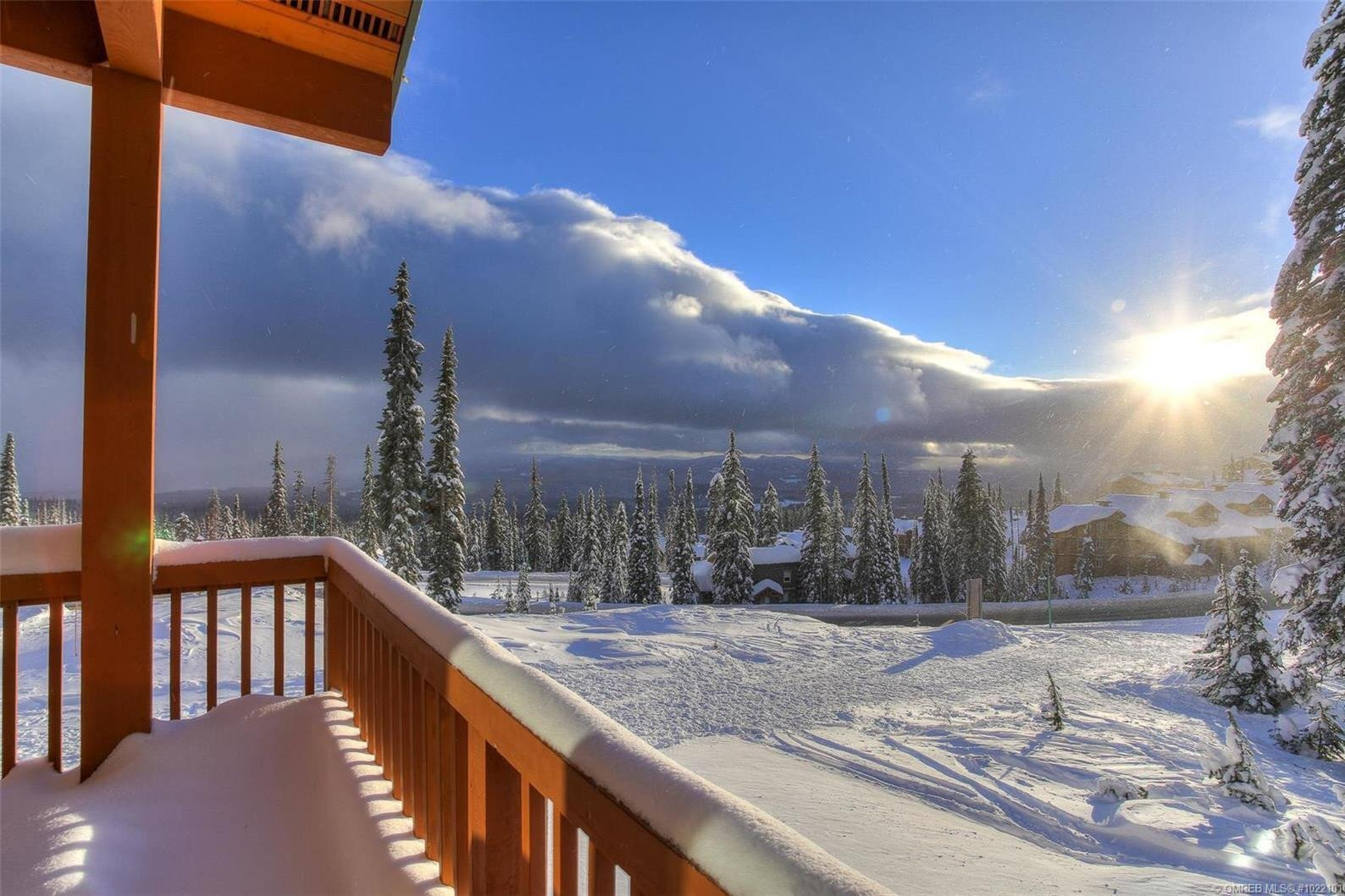 Townhouse for sale at 255 Feathertop Wy Unit 15 Big White British Columbia - MLS: 10221010