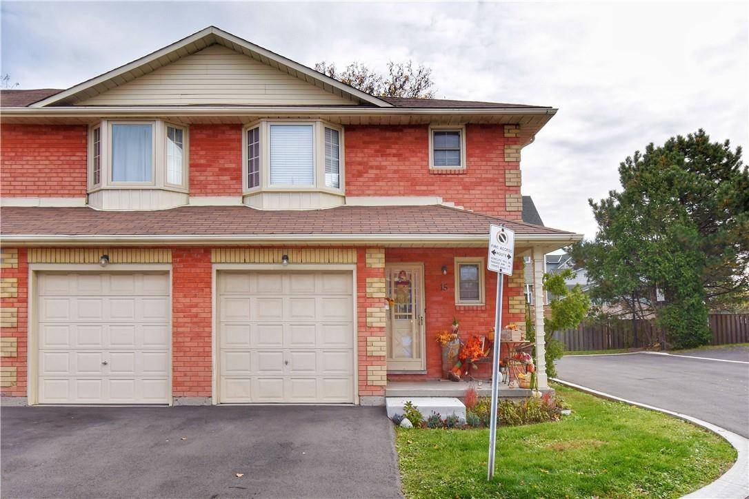 Townhouse for sale at 280 Limeridge Rd E Unit 15 Hamilton Ontario - MLS: H4067572