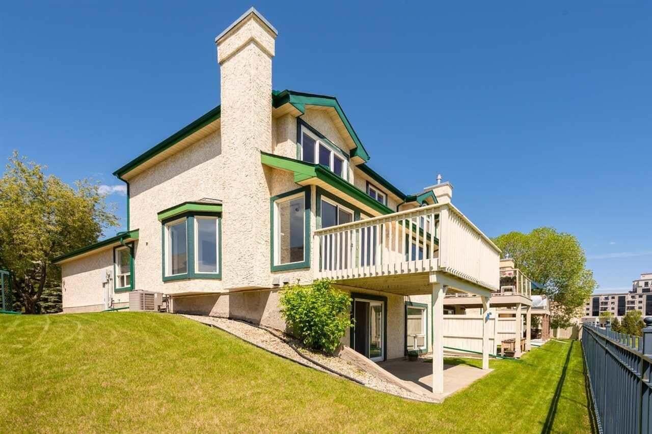 Townhouse for sale at 30 Ironwood Pt Unit 15 St. Albert Alberta - MLS: E4200110