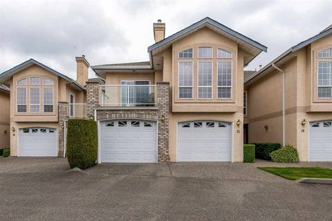 Townhouse for sale at 31445 Upper Maclure Rd Unit 15 Abbotsford British Columbia - MLS: R2366315
