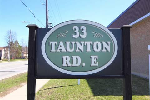 Condo for sale at 33 Taunton Rd Unit 15 Oshawa Ontario - MLS: E4574826