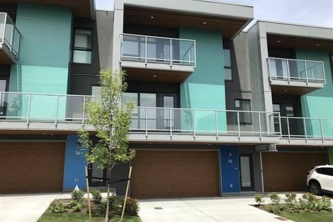 Townhouse for sale at 3596 Salal Dr Unit 15 North Vancouver British Columbia - MLS: R2367105