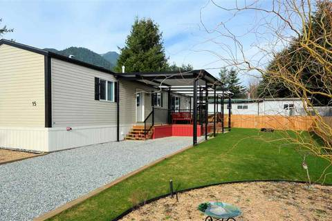 Home for sale at 41711 Taylor Rd Unit 15 Mission British Columbia - MLS: R2436166