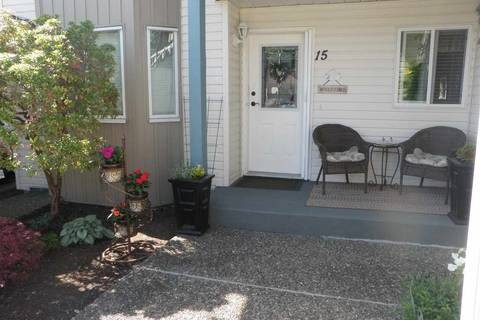 Townhouse for sale at 45435 Knight Rd Unit 15 Sardis British Columbia - MLS: R2376520
