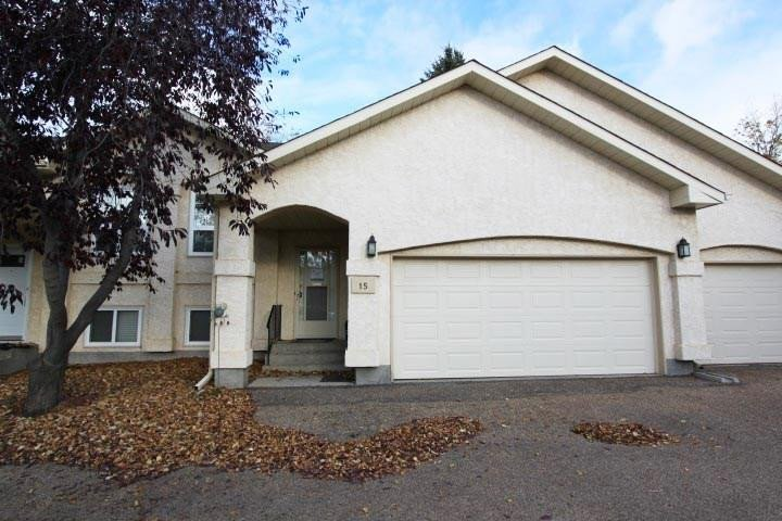 Townhouse for sale at 4630 17 Av NW Unit 15 Edmonton Alberta - MLS: E4219213