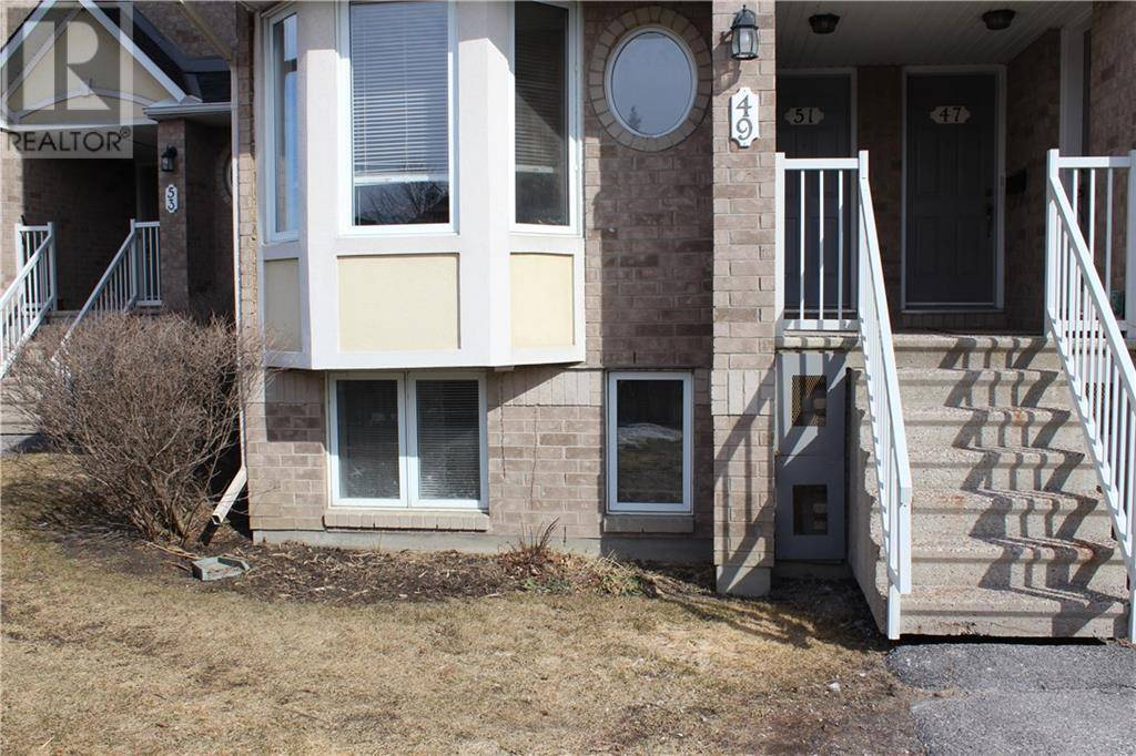 House for sale at 49 Waterbridge Dr Unit 15 Nepean Ontario - MLS: 1186763