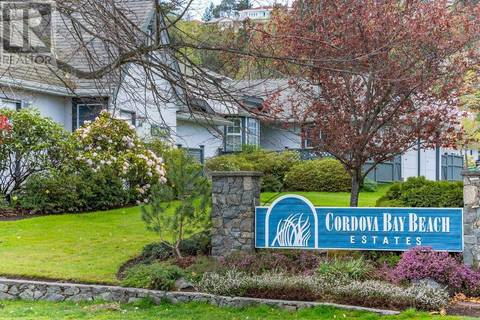 Townhouse for sale at 5110 Cordova Bay Rd Unit 15 Victoria British Columbia - MLS: 408052