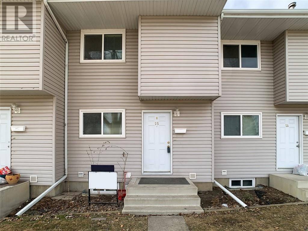 Townhouse for sale at 55 Lemoyne Cres W Unit 15 Lethbridge Alberta - MLS: ld0184800