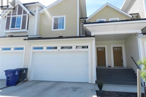 Townhouse for sale at 600 Maple Cres Unit 15 Warman Saskatchewan - MLS: SK765838
