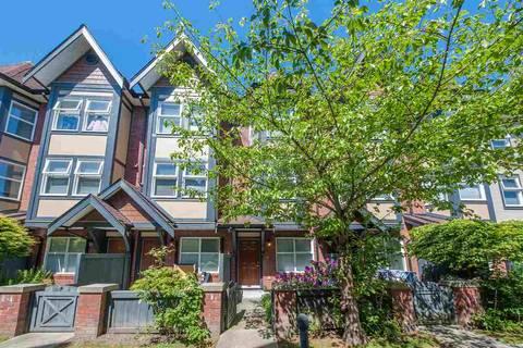 Townhouse for sale at 6099 Alder St Unit 15 Richmond British Columbia - MLS: R2367955