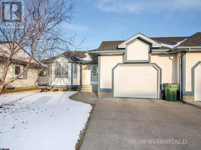 Townhouse for sale at 6313 39th St Unit 15 Lloydminster West Alberta - MLS: 65668