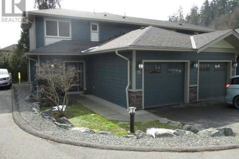 Townhouse for sale at 6345 Ardea Pl Unit 15 Duncan British Columbia - MLS: 451979