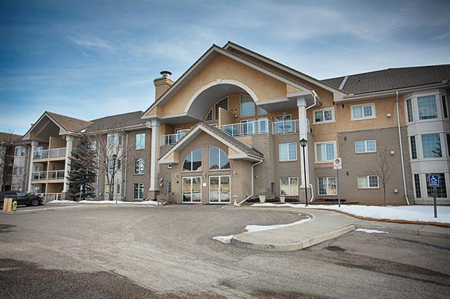 For Sale: 116 - 728 Country Hills Road Northwest, Calgary, AB | 2 Bed, 2 Bath Condo for $339,900. See 29 photos!