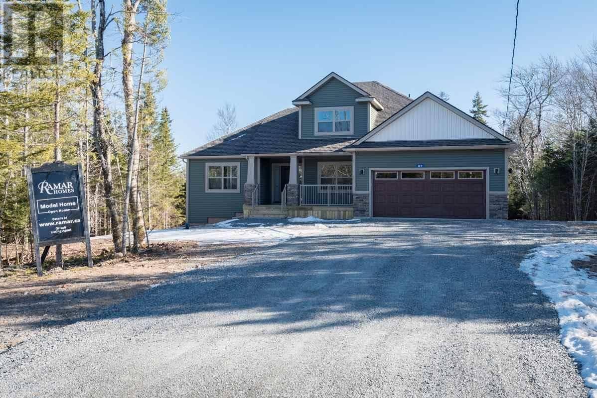 House for sale at 87 Soaring Wy Unit 15 Hammonds Plains Nova Scotia - MLS: 201921519