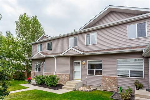 Townhouse for sale at 900 Allen St Southeast Unit 15 Airdrie Alberta - MLS: C4235666