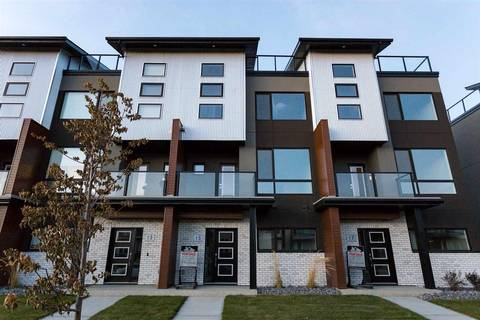 Townhouse for sale at 95 Salisbury Wy Unit 15 Sherwood Park Alberta - MLS: E4133945