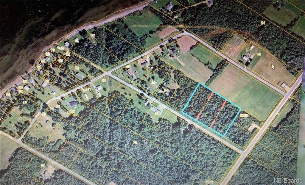 Residential property for sale at  Acres Ronnie Ln Unit 1.5 Bay Du Vin New Brunswick - MLS: NB034548