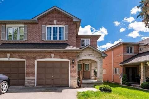 Townhouse for rent at 15 Alberta Dr Vaughan Ontario - MLS: N4827226