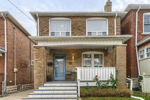 House for sale at 15 Allen Ave Toronto Ontario - MLS: W4994675