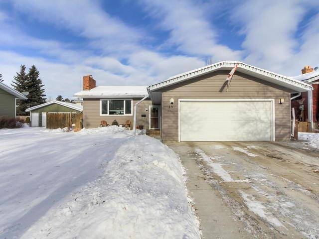 House for sale at 15 Andrew Cres St. Albert Alberta - MLS: E4186464
