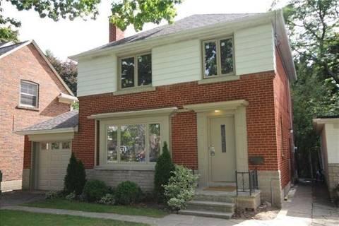 House for rent at 15 Ashton Manor Manr Toronto Ontario - MLS: W4456912