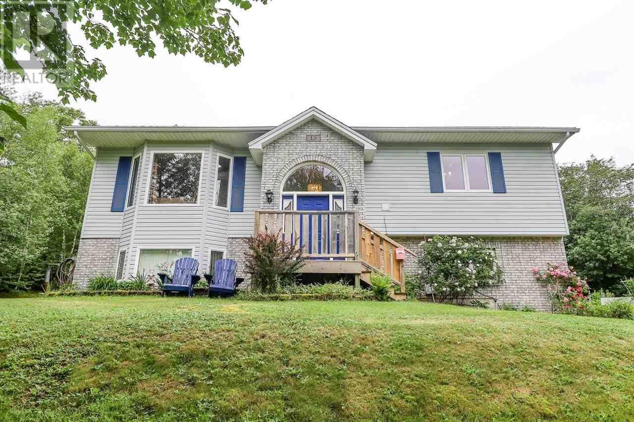 Townhouse for sale at 15 Bainbridge Ct Dartmouth Nova Scotia - MLS: 201919636