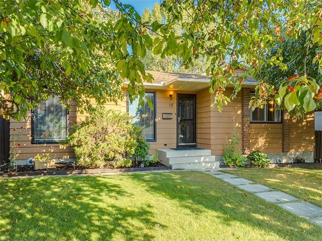 Sold: 15 Bermuda Road Northwest, Calgary, AB