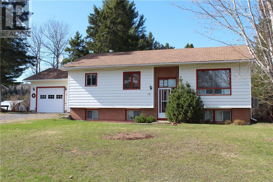 House for sale at 15 Birchwood St Perth-andover New Brunswick - MLS: NB023037
