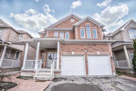 House for sale at 15 Bissell Dr Brampton Ontario - MLS: W4817233