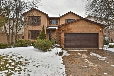 House for sale at 15 Bourbon Ct Hamilton Ontario - MLS: X4696393