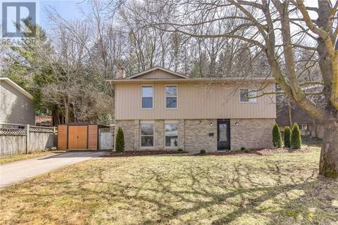House for sale at 15 Braeside Rd Fergus Ontario - MLS: 30728072