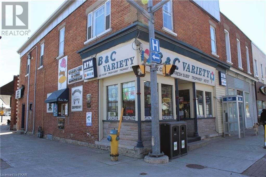 Commercial property for sale at 15 Bridge St W Campbellford Ontario - MLS: 265996