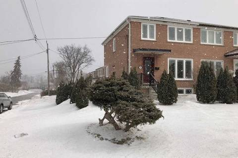 Townhouse for rent at 15 Brigham Ct Toronto Ontario - MLS: W4730138