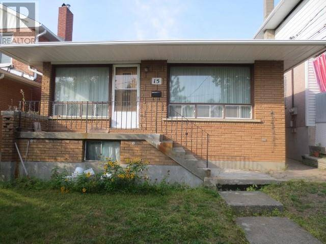 House for sale at 15 Bulmer Ave Sudbury Ontario - MLS: 2080718