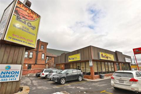 Commercial property for sale at 15 Cannon St E Hamilton Ontario - MLS: H4045712