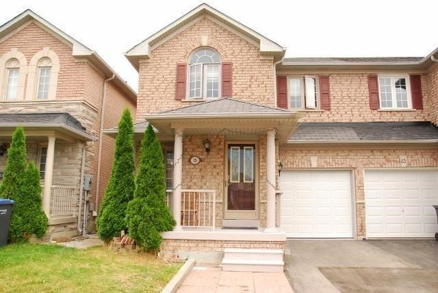 For Sale: 15 Canoe Glide Lane, Brampton, ON | 3 Bed, 3 Bath Townhouse for $627,168. See 1 photos!