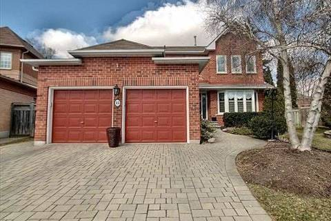 House for sale at 15 Casson Pl Markham Ontario - MLS: N4406505