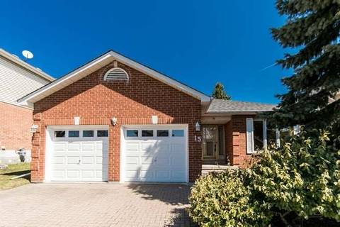 House for sale at 15 Centerfield Dr Clarington Ontario - MLS: E4738691