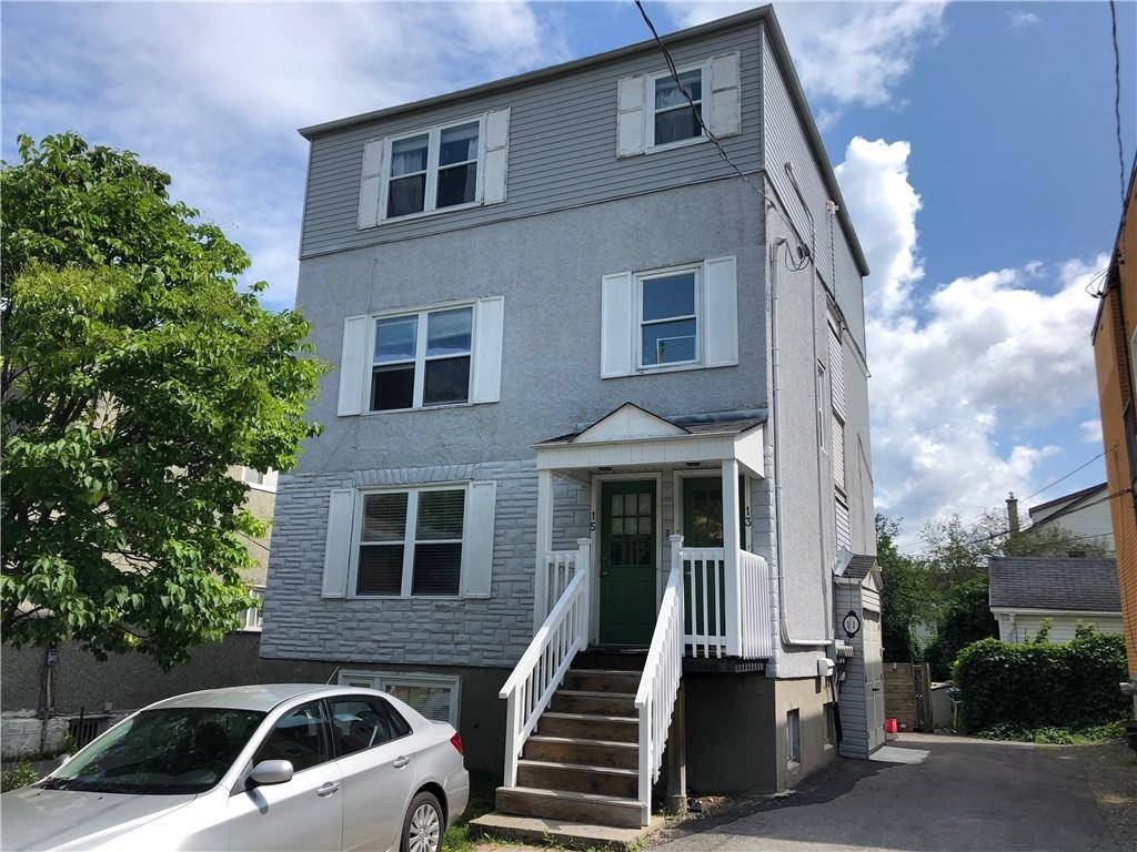 Townhouse for sale at 15 Champlain Ave Ottawa Ontario - MLS: 1166345