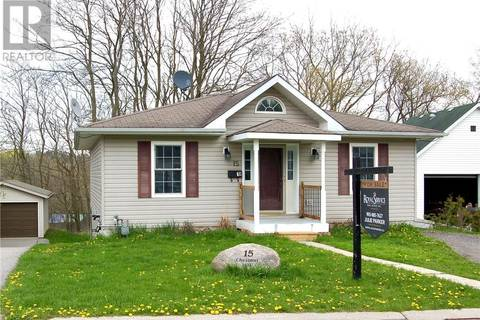 House for sale at 15 Chestnut Hl Port Hope Ontario - MLS: 182648