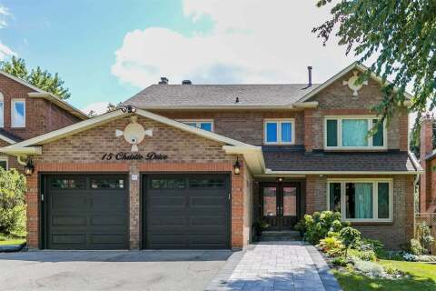 House for sale at 15 Christie Dr Brampton Ontario - MLS: W4933327