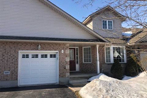 Townhouse for sale at 15 Clarke St Centre Wellington Ontario - MLS: X4725049