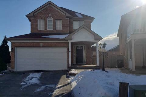 House for rent at 15 Cobbler St Brampton Ontario - MLS: W4696349
